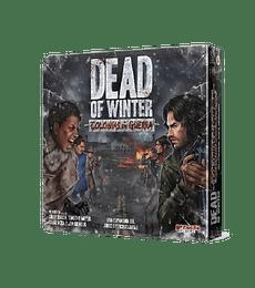 Dead of Winter exp. Colonias de Guerra