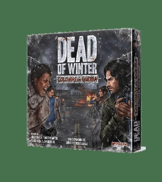 Dead of Winter exp Colonias de Guerra