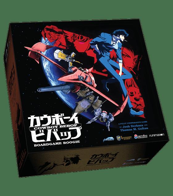 Cowboy Bebop Boardgame Boogie - Ingles