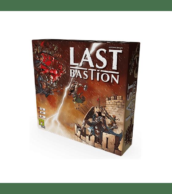 Preventa - Last Bastion