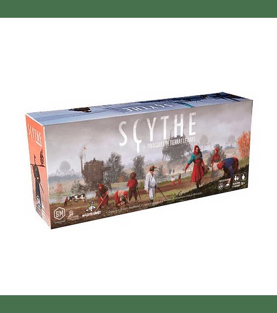 Scythe exp Invasores de Tierras Lejanas