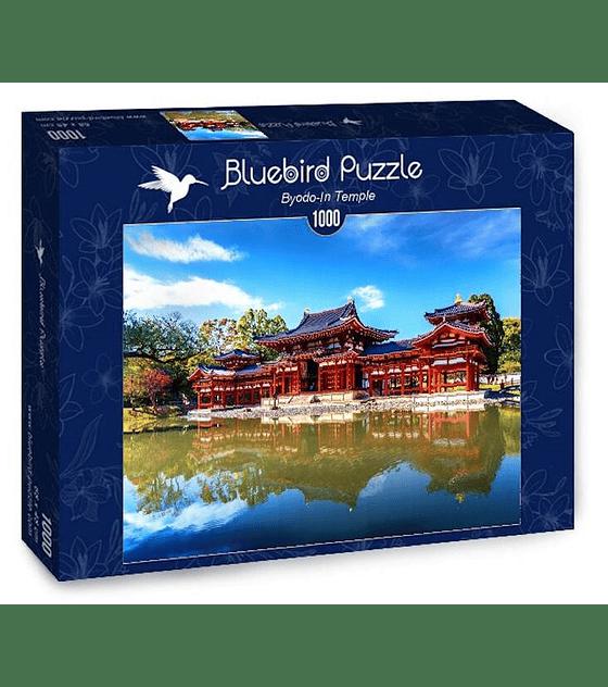 Puzzle 1000 Pcs - Byodo-In Temple Bluebird