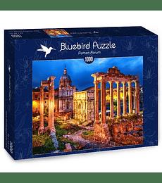 Puzzle 1000 Pcs - Roman Forum Bluebird