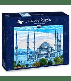 Puzzle 1000 Pcs - The Blue Mosque Bluebird