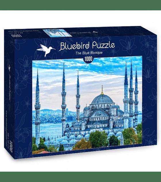 Puzzle Bluebird 1000 pcs The Blue Mosque