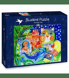 Puzzle 1500 Pcs - Russian Tale Bluebird