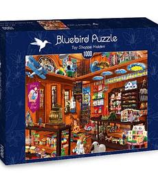 Puzzle 1000 Pcs - Toy Shoppe Hidden Bluebird