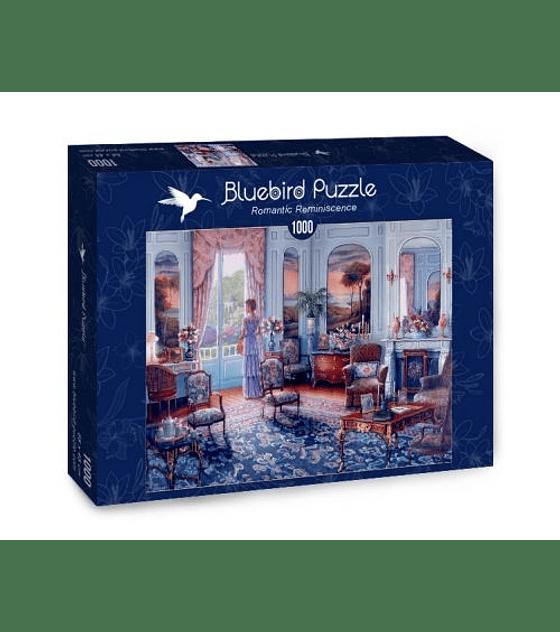 Puzzle 1000 Pcs - Romantic Reminiscence Bluebird