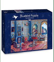Puzzle 1000 Pcs - The Music Room Bluebird