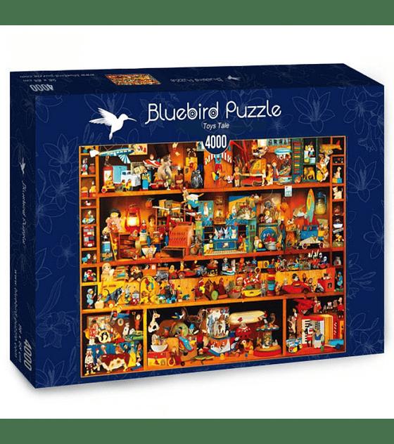 Puzzle 1000 Pcs - Toys Tale Bluebird