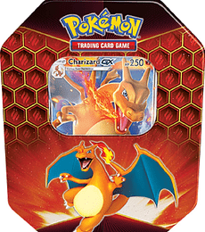 Pokémon Hidden Fates Tin