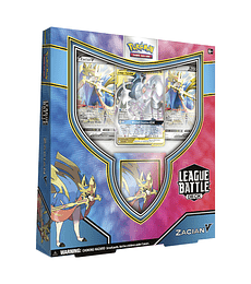 Pokémon TCG: Zacian V League Battle Deck (Inglés)