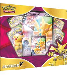 Colección Alakazam V de JCC Pokémon (Español)