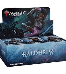 Kaldheim Draft Booster Box (Inglés)