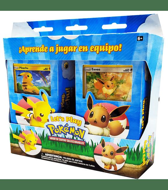Barajas - Let's Play Pokémon EEVEE / PIKACHU (Español)