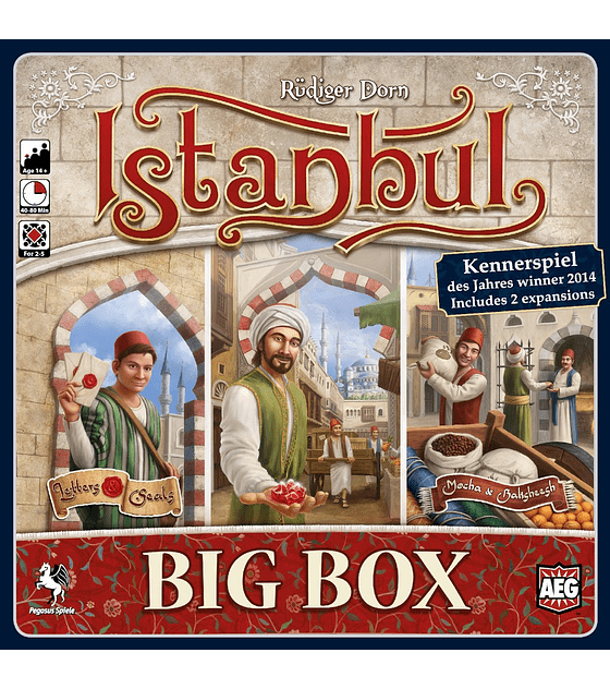 Istambul - Big Box