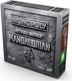 Monopoly Star Wars The Mandalorian Deluxe Edition