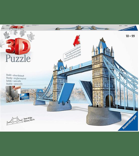 Puzzle 3D - Puente de la Torre Ravensburger