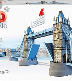 Puzzle 3D Ravensburger Puente de la Torre
