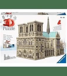 Puzzle 3D - Notre-Dame Ravensburger