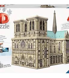Puzzle 3D Ravensburger Notre-Dame