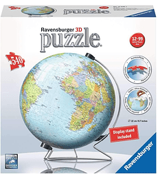 Puzzle 3D - Globo Terraqueo Ravensburger