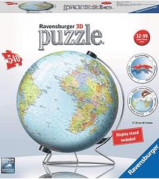 Puzzle 3D Ravensburger World Globe