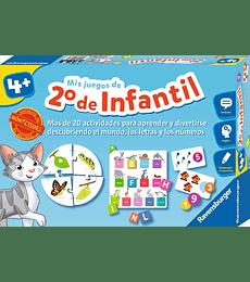 Mis Juegos de 2° Infantil