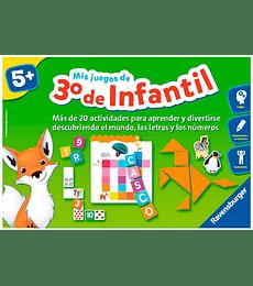 Mis Juegos de 3° Infantil