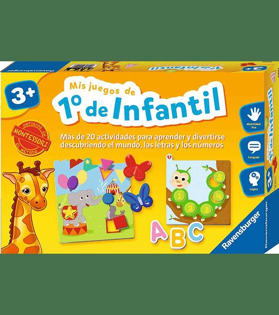 Mis Juegos de 1° Infantil