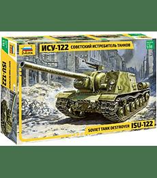 ZVEZDA Soviet Tank Destroyer ISU-122
