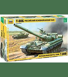 ZVEZDA Russian Main Battle Tank T-80B