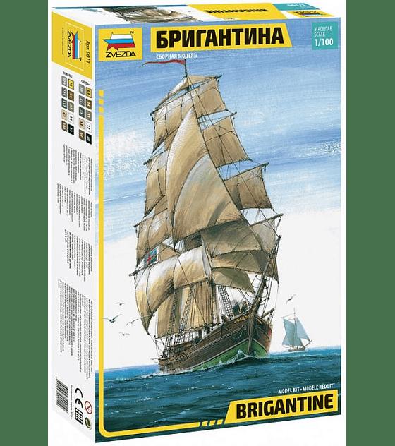 ZVEZDA English Brigantine