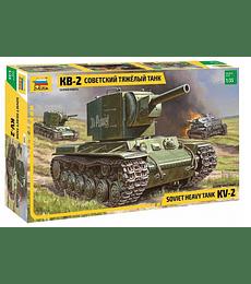 ZVEZDA Soviet Heavy Tank KV-2
