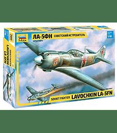 ZVEZDA La-5FN Soviet Fighter