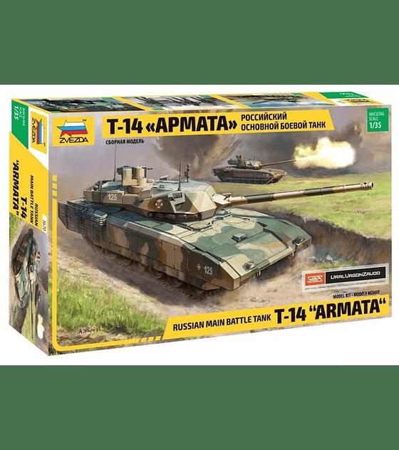 "ZVEZDA Russian Main Battle Tank T-14 ""Armata"""
