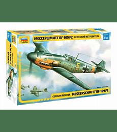 ZVEZDA Bf-109 F2