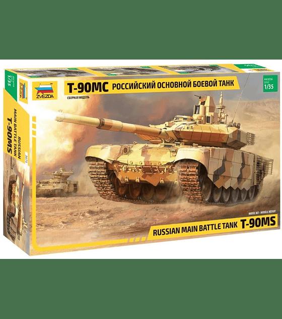 ZVEZDA Russian Main Battle Tank T-90 MS