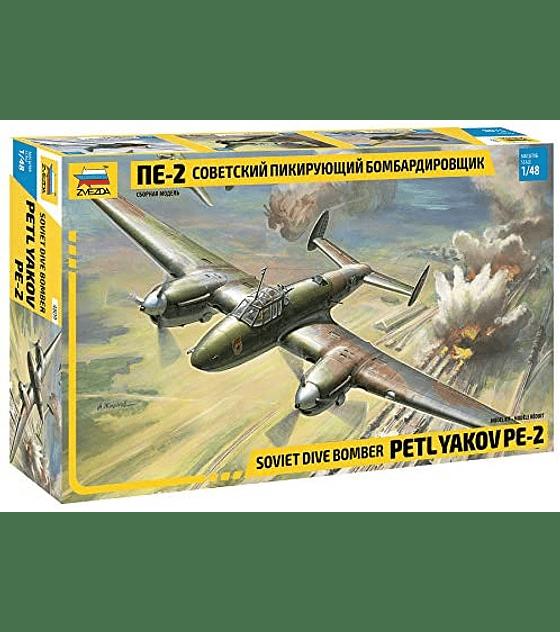 ZVEZDA Petlyakov Pe-2