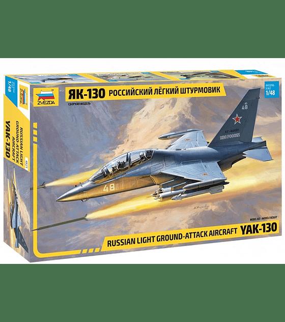 ZVEZDA YAK-130 Russian Light Ground-Attack Aircraft