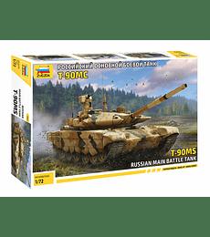 ZVEZDA Russian Main Battle Tank T-90MS