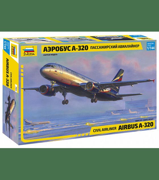 ZVEZDA Civil Airliner Airbus A-320