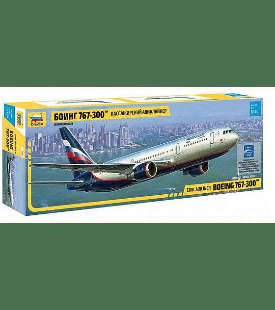ZVEZDA Civil Airliner Boeing 767-300