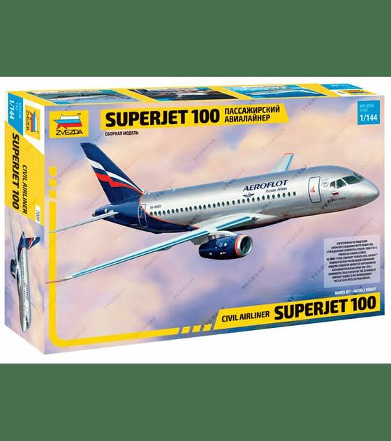ZVEZDA Civil Airliner Superjet 100