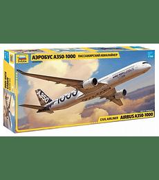 ZVEZDA Civl Airliner Airbus A-350-1000