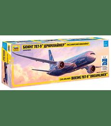 "ZVEZDA Civil Airliner Boeing 787-9 ""DREAMLINER"""