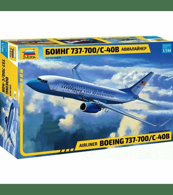 ZVEZDA Airliner Boeing 737-700/C-40B