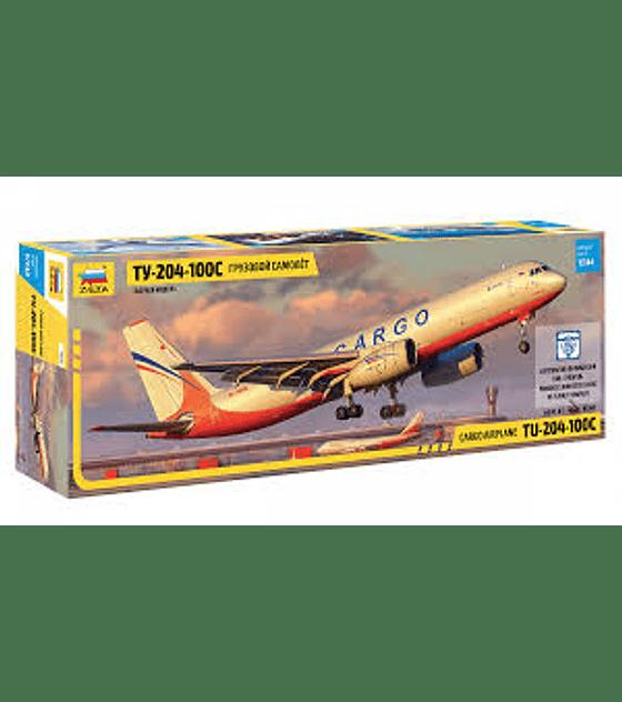 ZVEZDA Cargo Airplane TU 204-100 C
