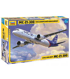 ZVEZDA Civil Airliner MC-21-300