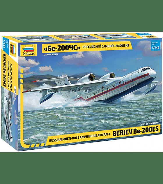 ZVEZDA Russian Multi-Role  Amphibious Aircraft Beriev Be-200ES